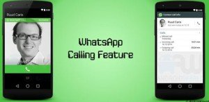 WhatsApp Calling Feature