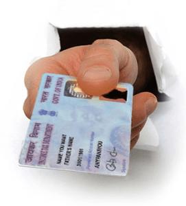 Pan Card Number Online