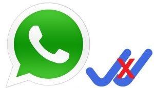 Disable Blue Ticks whatsapp