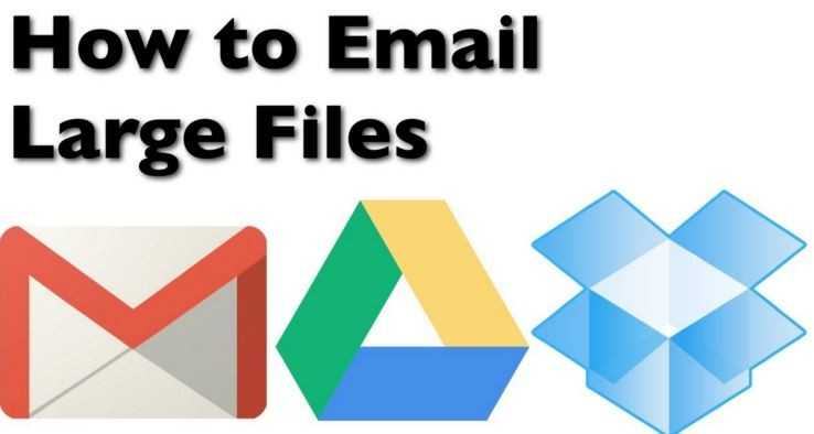 How to Email Large Files