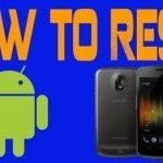 How to Reset Android Phone