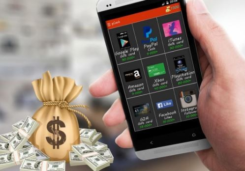 Making money online from Android device